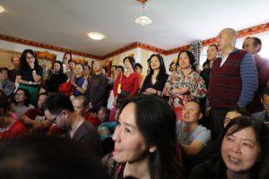 Тибетская комната и дом Самтенгара в Дзамлинг Гаре