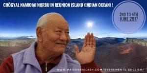 Ретрит Дзогчен на острове Реюньон 2-4 июня 2017