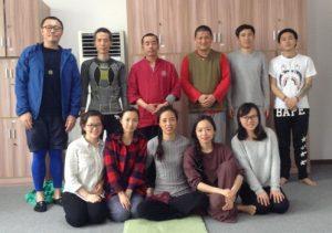 Открытый курс по Янтра-йоге в Самтенгаре, центре округа Ичунь