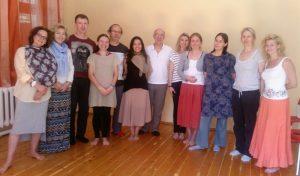 Коммуникационный курс в Северном Кунсангаре и Восточном Меригаре с Хианфранко Бреро