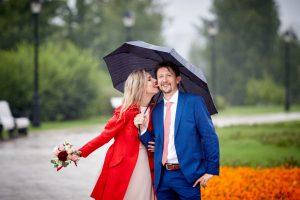 Поженились – Сергей Кожухаров и Тамара Виноходова