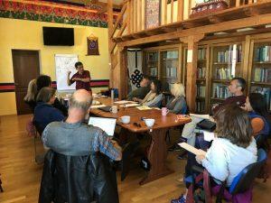 Курс разговорного тибетского языка с Лобсангом Затулом 16-20 октября 2017 г.