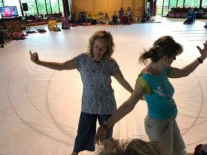 Геометрия в движении — Ваджрный танец пространства, «Калонг дордже кар»