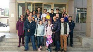 Практика выпускников Школы тибетской медицины в Тибете
