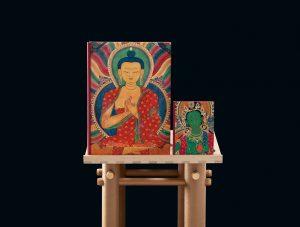 Томас Лэрд: «Тибетские фрески», изд-во TASCHEN