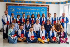 Поездка выпускников Школы тибетской медицины в Тибет