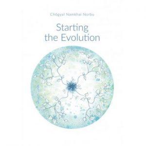 «Начиная эволюцию» — новая книга Чогьяла Намкая Норбу