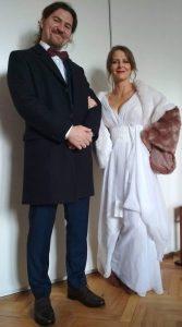 Поженились Гжегож (Грэг) Ладра и Катаржина (Кася) Дмытерко
