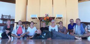 Дыхание и Янтра-йога в Дзамлинг Гаре