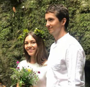 Поженились – Евгений Сушко и Алина Крамина