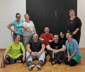 Радостные танцы Кайта в Польше