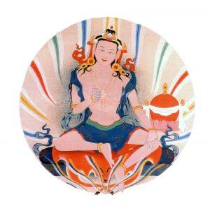 Всемирная практика гуру-йоги на годовщину Гараба Дордже