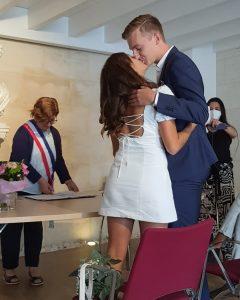 Поженились – Зoe Суэд и Пьер Мадик